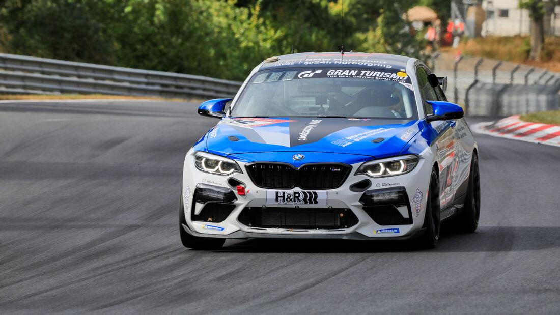 BMW M2 CS Racing - Pixum CFN Team Adrenalin Motorsport - Startnummer #36 - Klasse: BMW M2 CS Racing - 24h-Rennen - Nürburgring - Nordschleife - 24. bis 27. September 2020