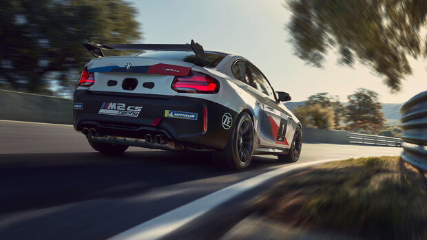 BMW M2 CS Racing - Rennwagen