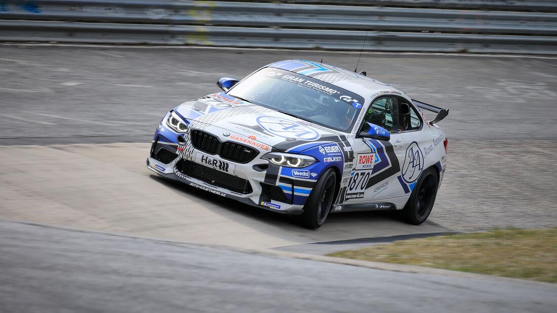 BMW M2 CS - Racing - Startnummer #870 - Adrenalin Motorsport Team Alzner Automotive - Cup5 - NLS 2021 - Langstreckenmeisterschaft - Nürburgring - Nordschleife