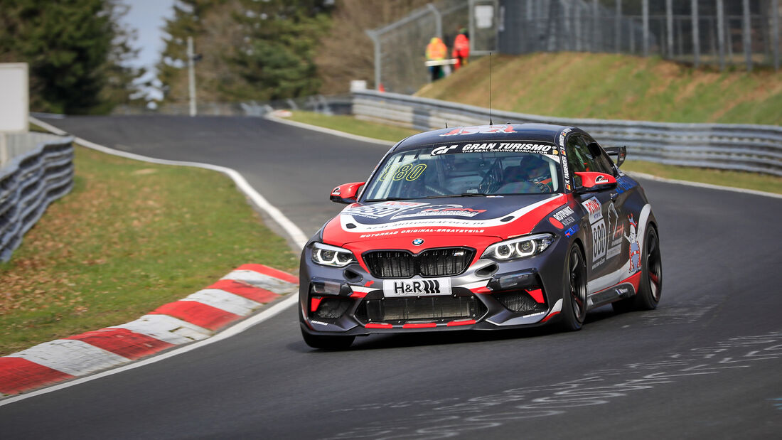 BMW M2 CS Racing - Startnummer #880 - MSC Wahlscheid Keeevin Sports & Racing - Cup5 - NLS 2021 - Langstreckenmeisterschaft - Nürburgring - Nordschleife