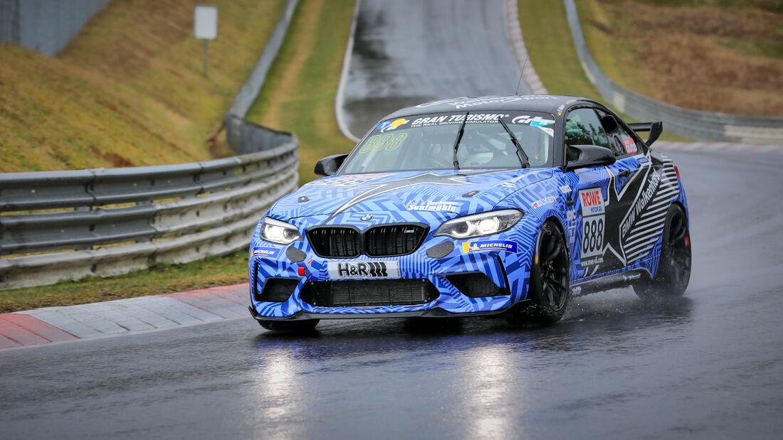 BMW M2 CS Racing - Startnummer #888 - Walkenhorst Motorsport - Cup5 - NLS 2021 - Langstreckenmeisterschaft - Nürburgring - Nordschleife
