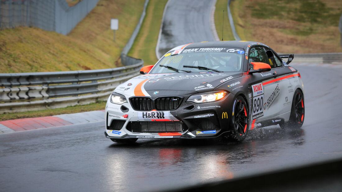 BMW M2 CS Racing - Startnummer #890 - Schubert Motorsport GmbH - Cup5 - NLS 2021 - Langstreckenmeisterschaft - Nürburgring - Nordschleife