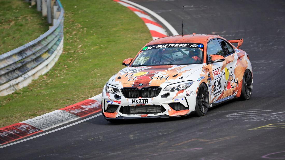 BMW M2 CS Racing - Startnummer #899 - LifeCarRacing / KRAC im ADAC e.V. - Cup5 - NLS 2021 - Langstreckenmeisterschaft - Nürburgring - Nordschleife