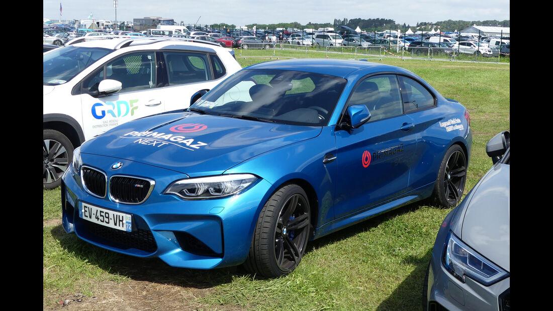 BMW M2 - Carspotting - 24h Le Mans 2018