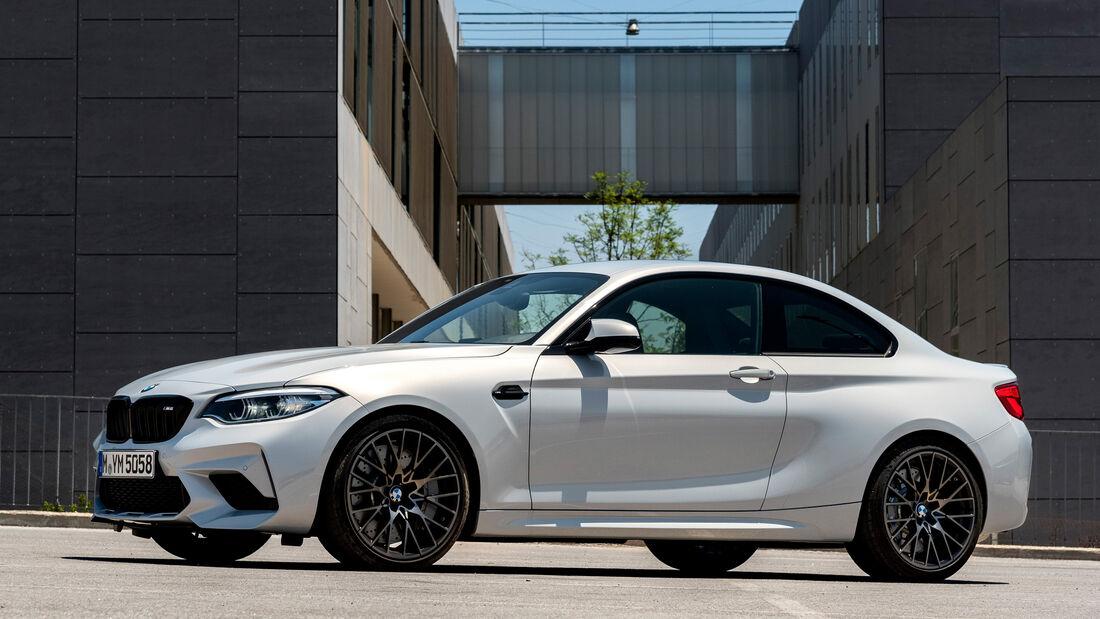 BMW M2 Competition (2018): Video, Fahrbericht, Daten