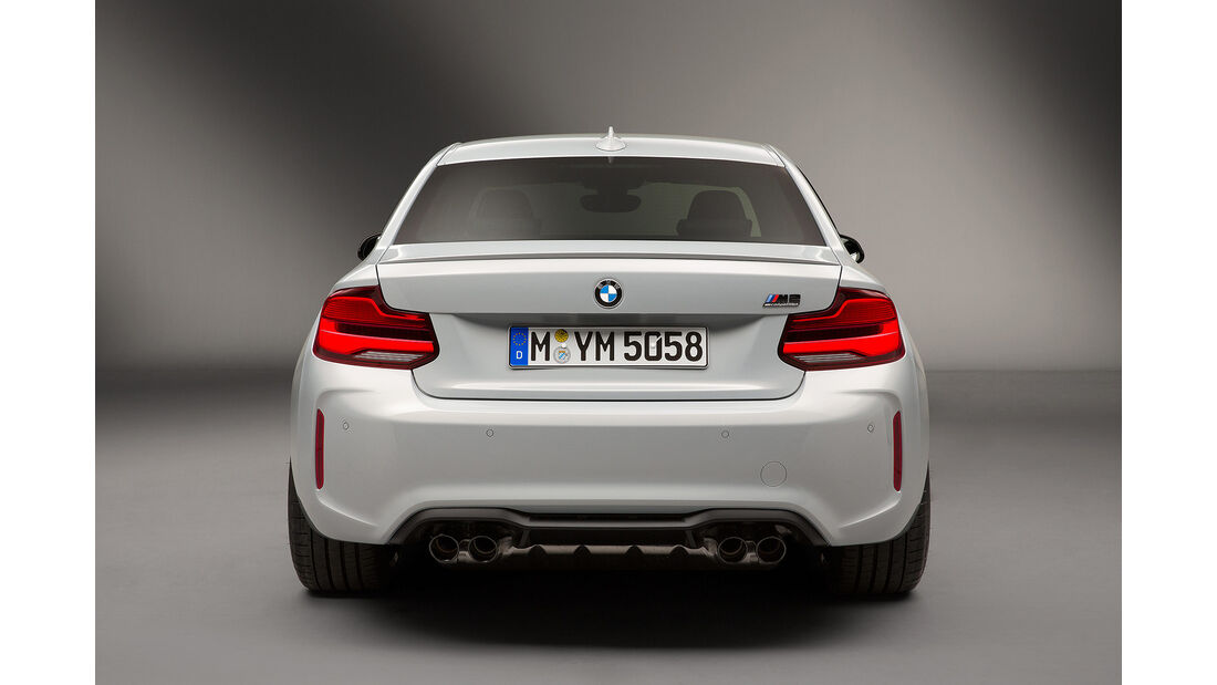 BMW M2 Competition 2025