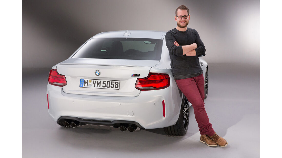 BMW M2 Competition 2043