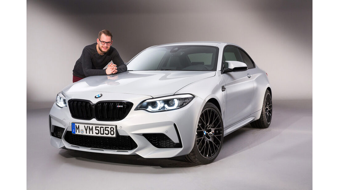 BMW M2 Competition 2055
