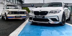 BMW M2 Competition Edition Héritage Frankreich