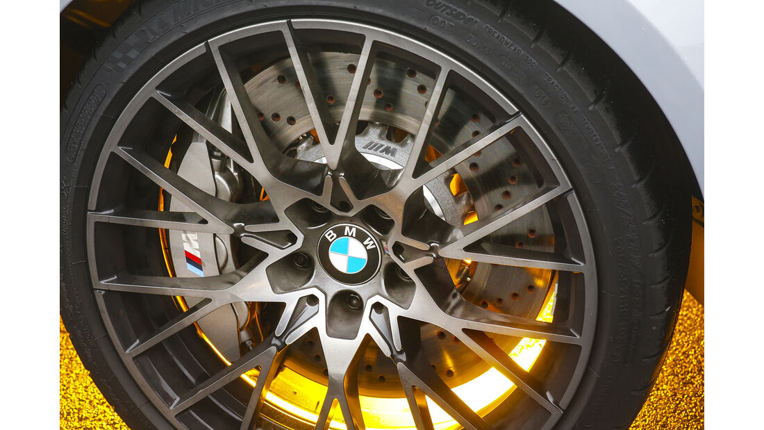 BMW M2 Competition, Felge