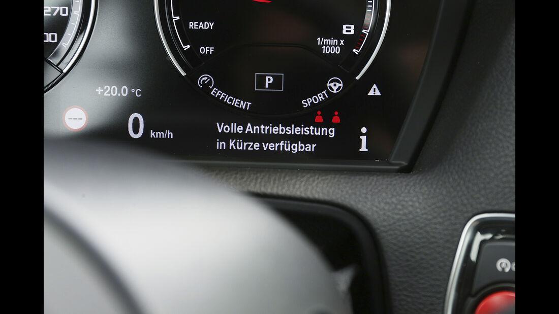 BMW M2 Competition, Interieur