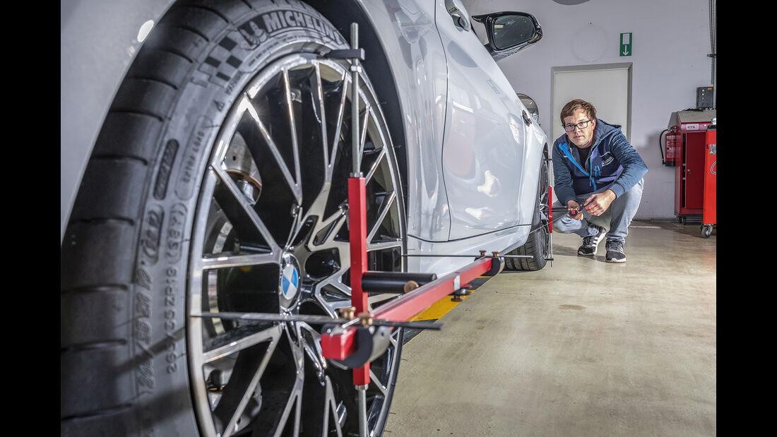 BMW M2 Competition, Messungen