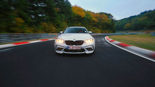 BMW M2 Competition - Sportwagen - Supertest