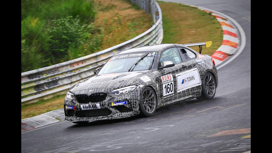 BMW M2 Competition - Startnummer #160 - BMW Motorsport - SP8T - VLN 2019 - Langstreckenmeisterschaft - Nürburgring - Nordschleife
