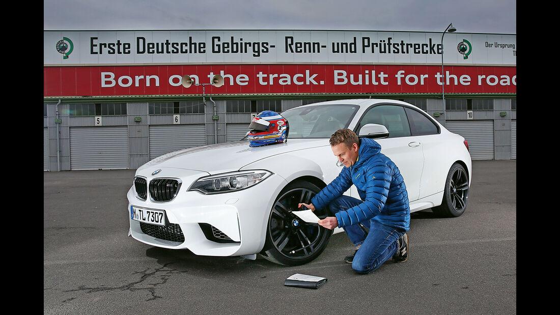 BMW M2 Coupé, Christian Gebhardt