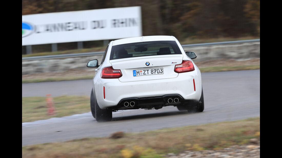 BMW M2 Coupé DKG