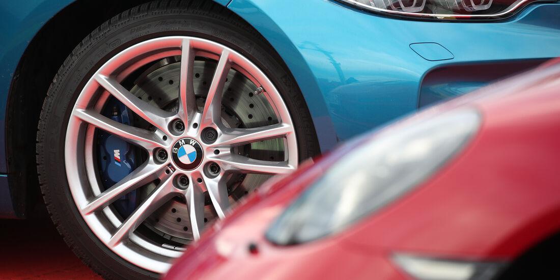 BMW M2 Coupé DKG, Exterieur
