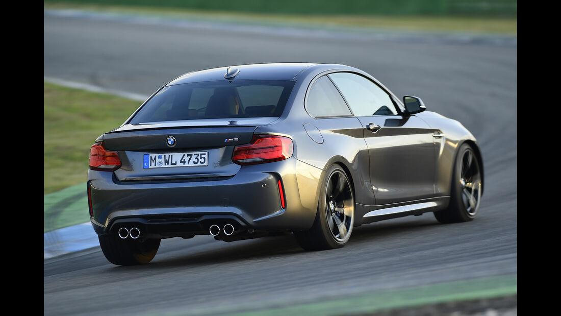 BMW M2 Coupé, Exterieur