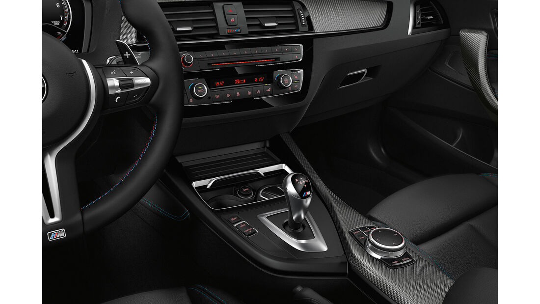 BMW M2 Coupé Facelift 2017