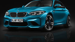 BMW M2 Coupé Facelift 2017