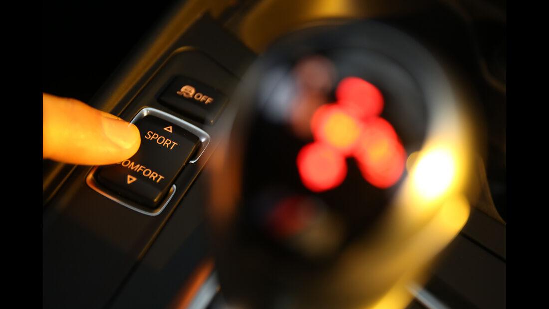 BMW M2 Coupé, Fahrwerkseinstellung