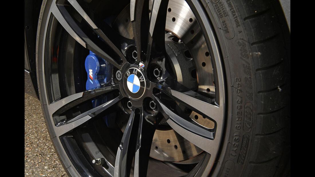 BMW M2 Coupé, Felge