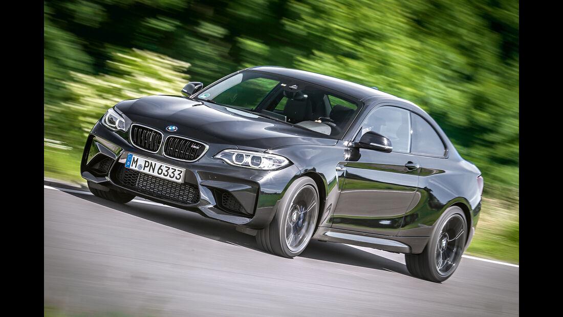 BMW M2 Coupé, Front
