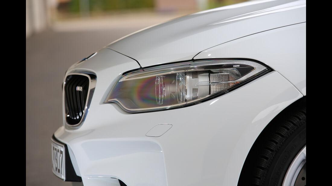 BMW M2 Coupé, Frontscheinwerfer