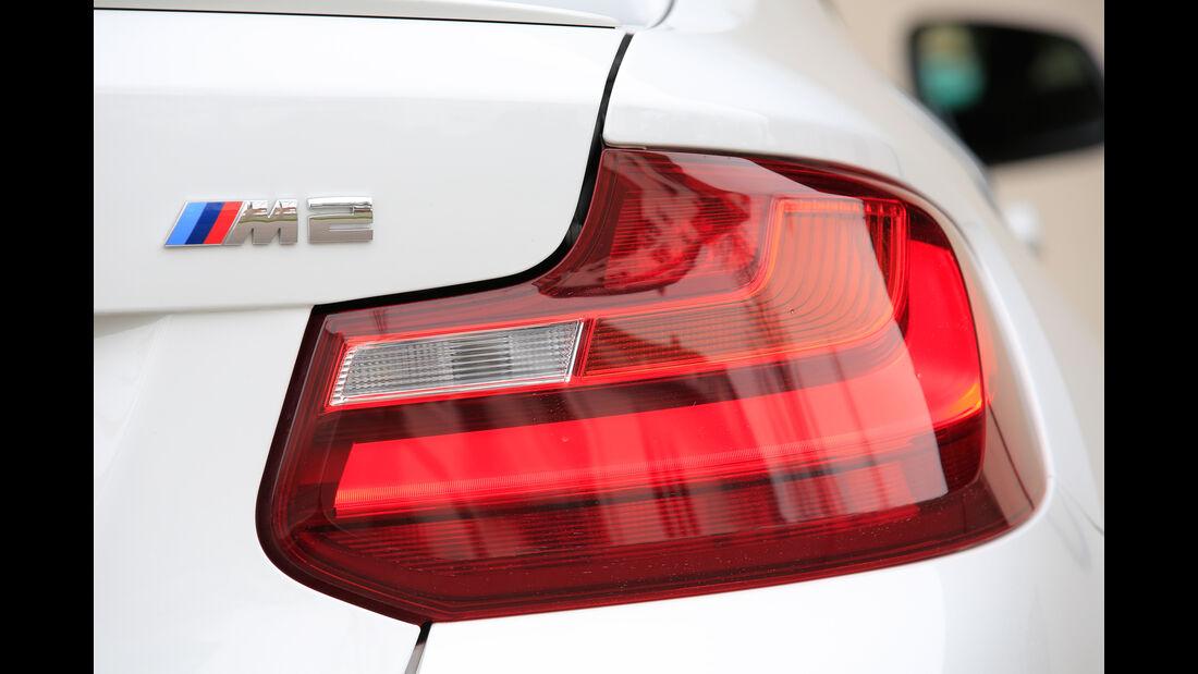 BMW M2 Coupé, Heckleuchte