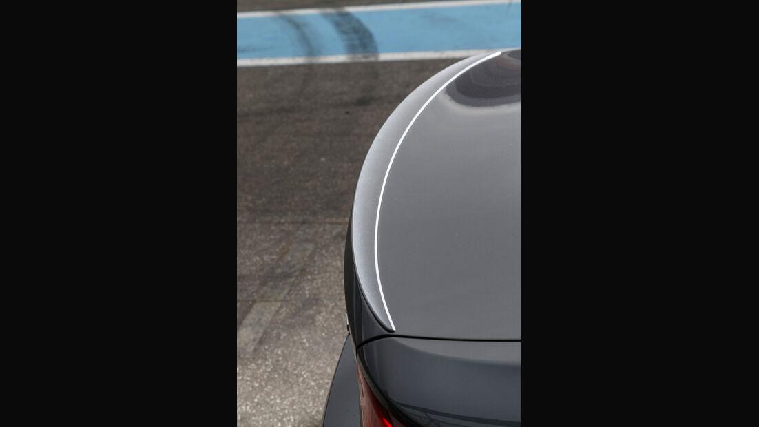 BMW M2 Coupé, Heckspoiler