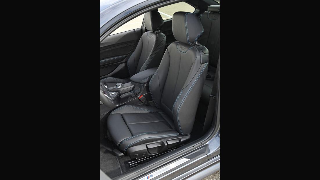 BMW M2 Coupé, Interieur