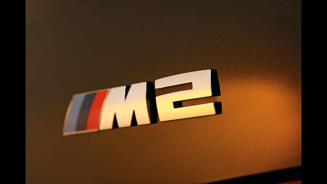 BMW M2 Coupé, Typenbezeichnung