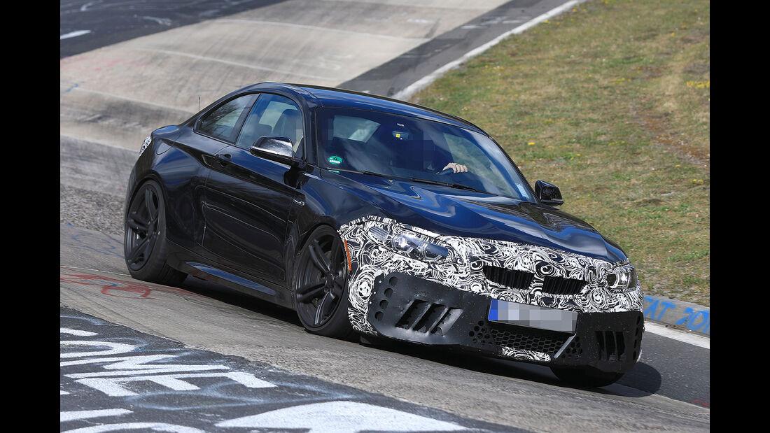 BMW M2 Erlkönig