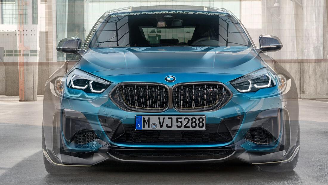 BMW M2 G87 Zweite Generation Collage