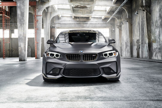 BMW M2 Performance Parts Concept Goodwood