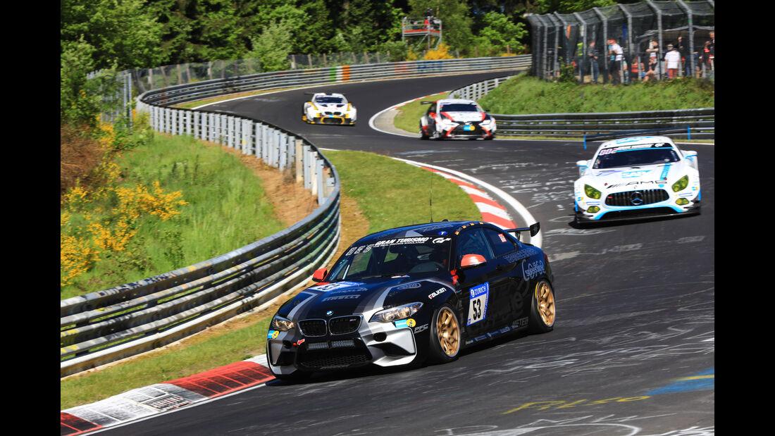 BMW M2 - Startnummer #53 - 2. Qualifying - 24h-Rennen Nürburgring 2017 - Nordschleife