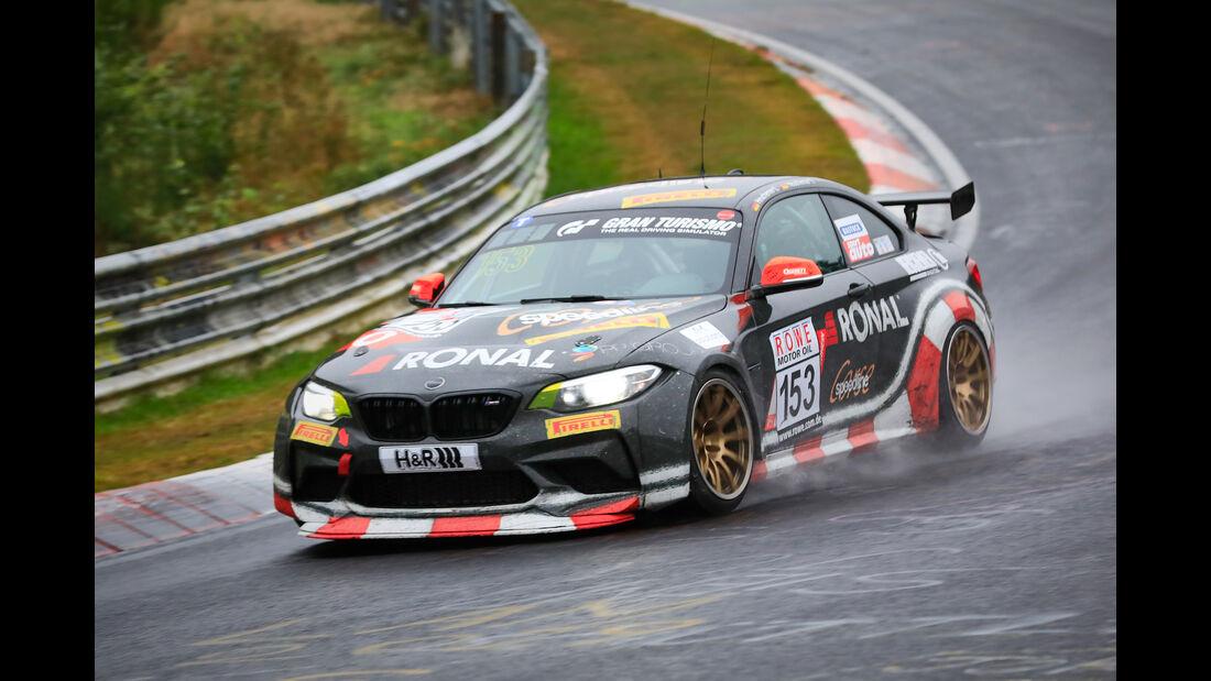 BMW M2 - Team Speedline Racing - Startnummer #153 - SP8T - VLN 2019 - Langstreckenmeisterschaft - Nürburgring - Nordschleife