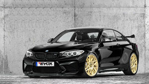 BMW M2 Tuning von Alpha-N Performance