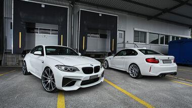 BMW M2 von Dähler - Tuning - Kompaktsportwagen