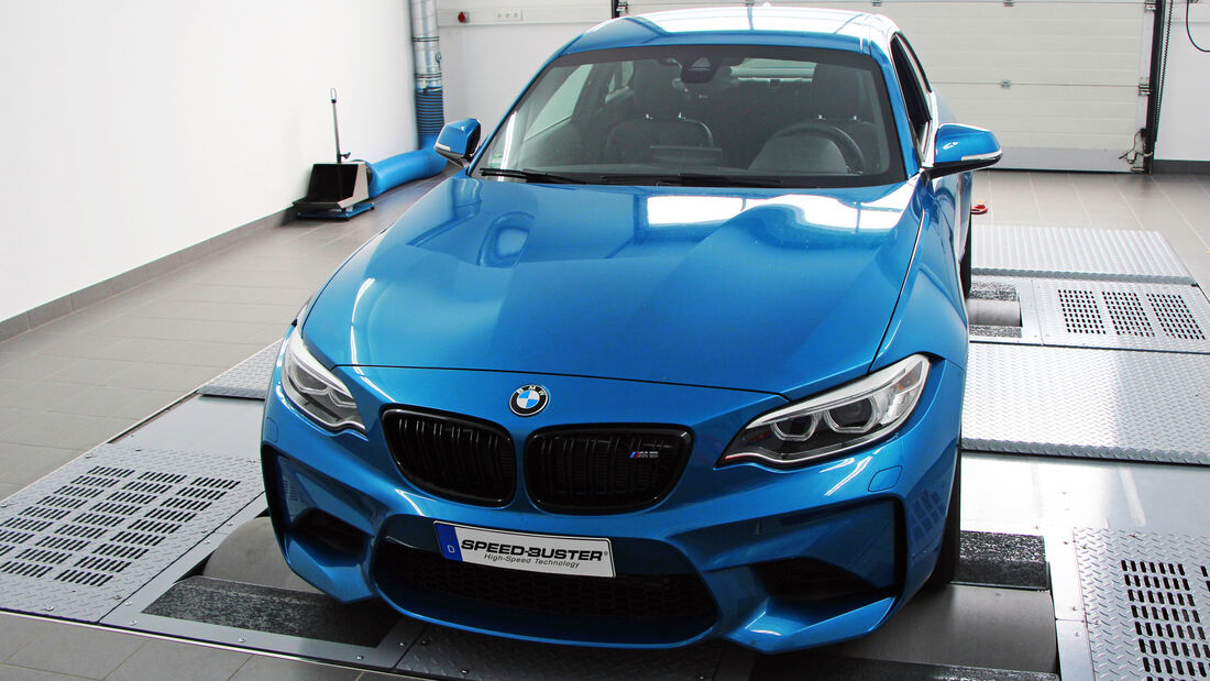 BMW M2 von Speed-Buster