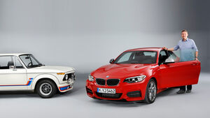 BMW M235, BMW 2002, Frontansicht