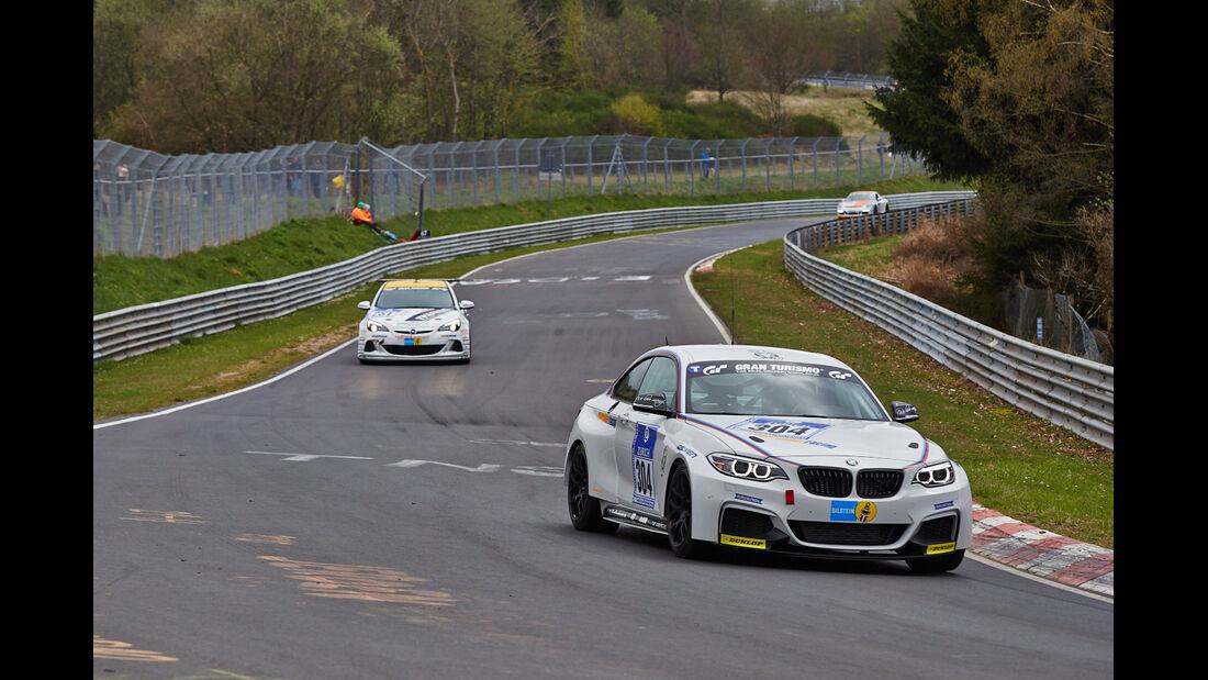 BMW M235i - 24h Qualirennen - Nürburgring Nordschleife - 06. April 2014