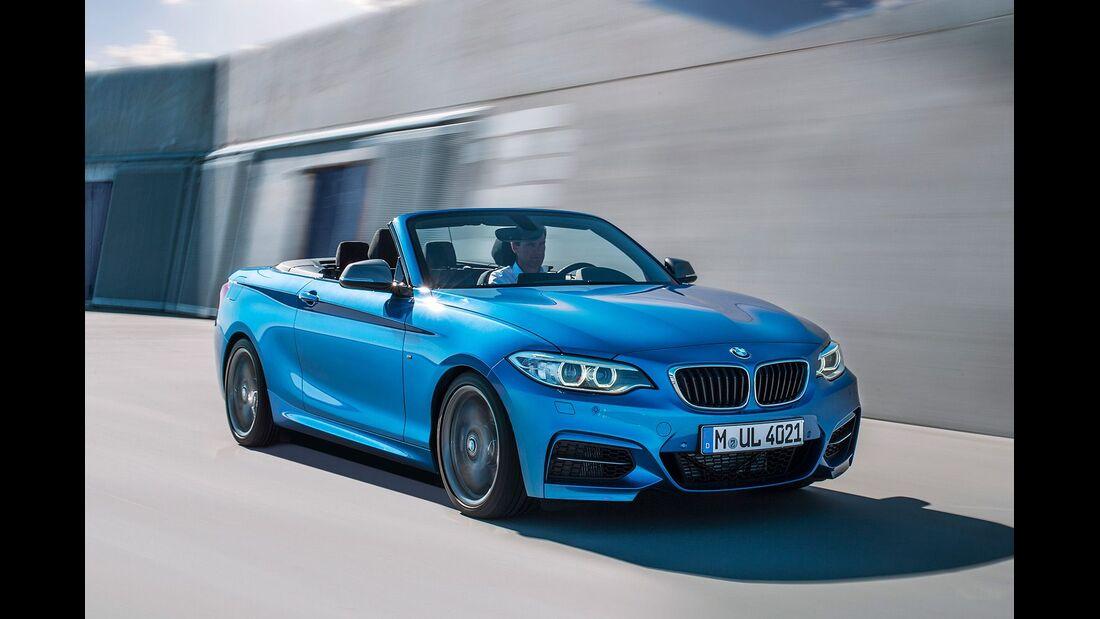 BMW M235i Cabrio