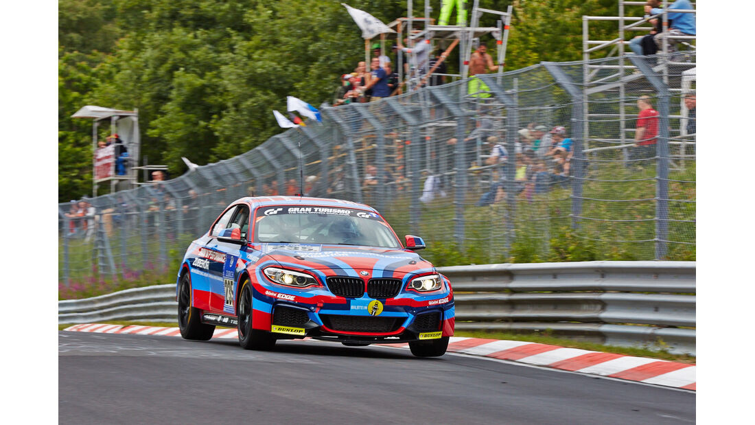 BMW M235i - Lackierungen - 24h Rennen Nürburgring - 19. Juni 2014