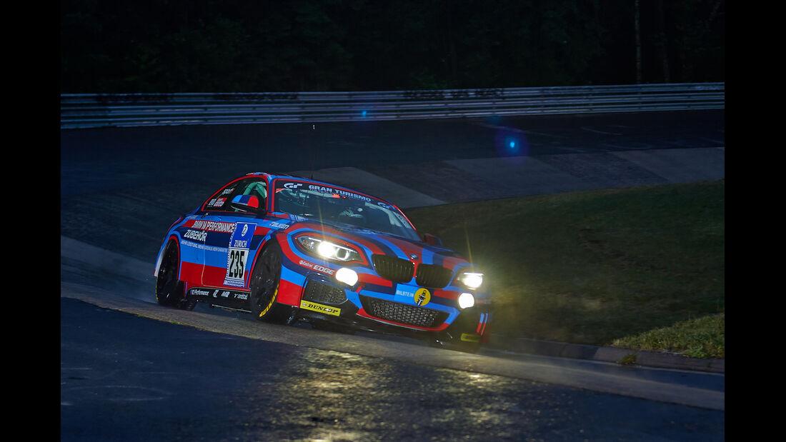 BMW M235i Racing - #235 - 24h-Rennen Nürburgring 2014 -  Qualifikation 1