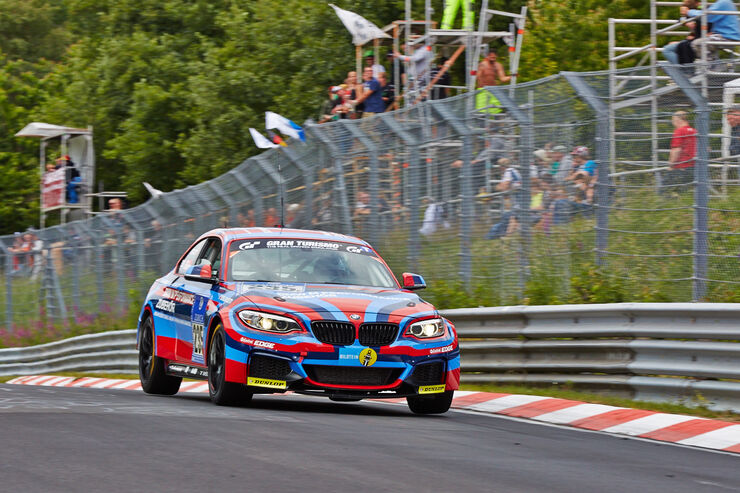 BMW M235i Racing - BMW Motorsport - Impressionen - 24h-Rennen Nürburgring 2014 - #235 - Qualifikation 1