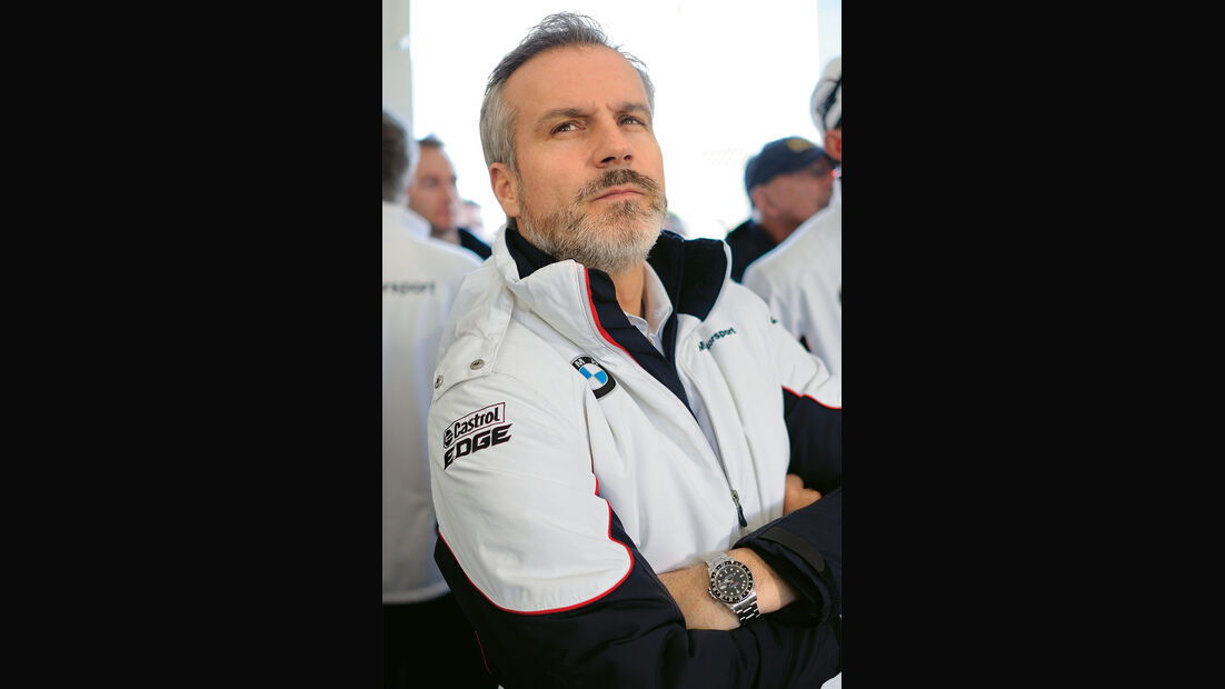 BMW M235i Racing, BMW-Motorsportdirektor, Jens Marquardt