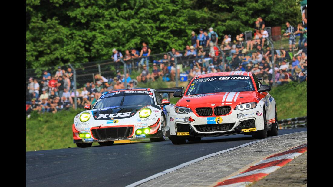 BMW M235i Racing - Startnummer #246 - 24h-Rennen Nürburgring 2018 - Nordschleife - Samstag 12.5.2018
