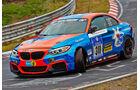 BMW M235i Racing - Startnummer:  #311 - Bewerber/Fahrer: Michele Di Martino, Jannik Olivo, Markus Maier, Michael Hess - Klasse: Cup 2