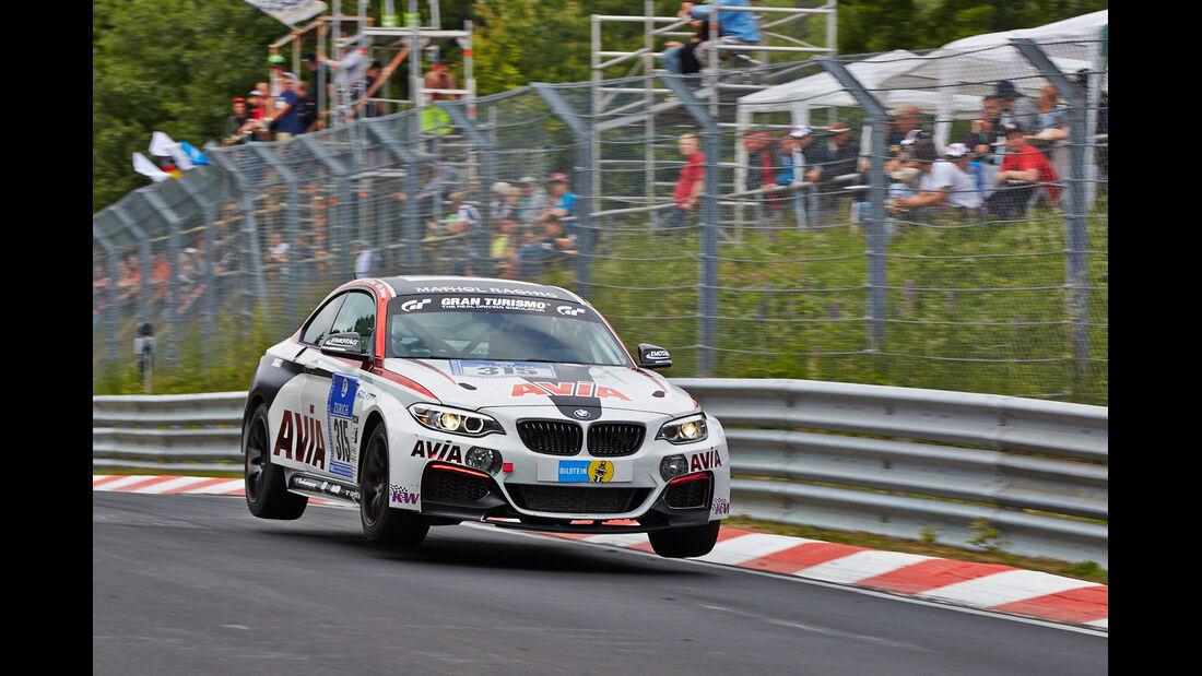 BMW M235i Racing - Team Mathol Racing e.V. - Impressionen - 24h-Rennen Nürburgring 2014 - #315 - Qualifikation 1